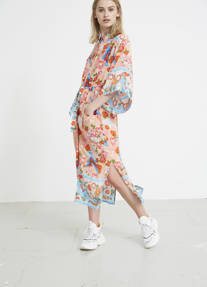 Hunkøn-Charlot Kimono