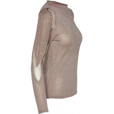 Nü - feng Blouse knit