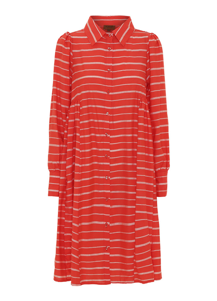 Hunkøn-Aida Shirt Dress