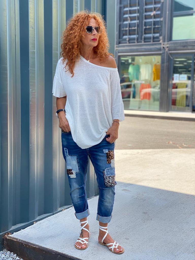 Cabana living- jeans lapper