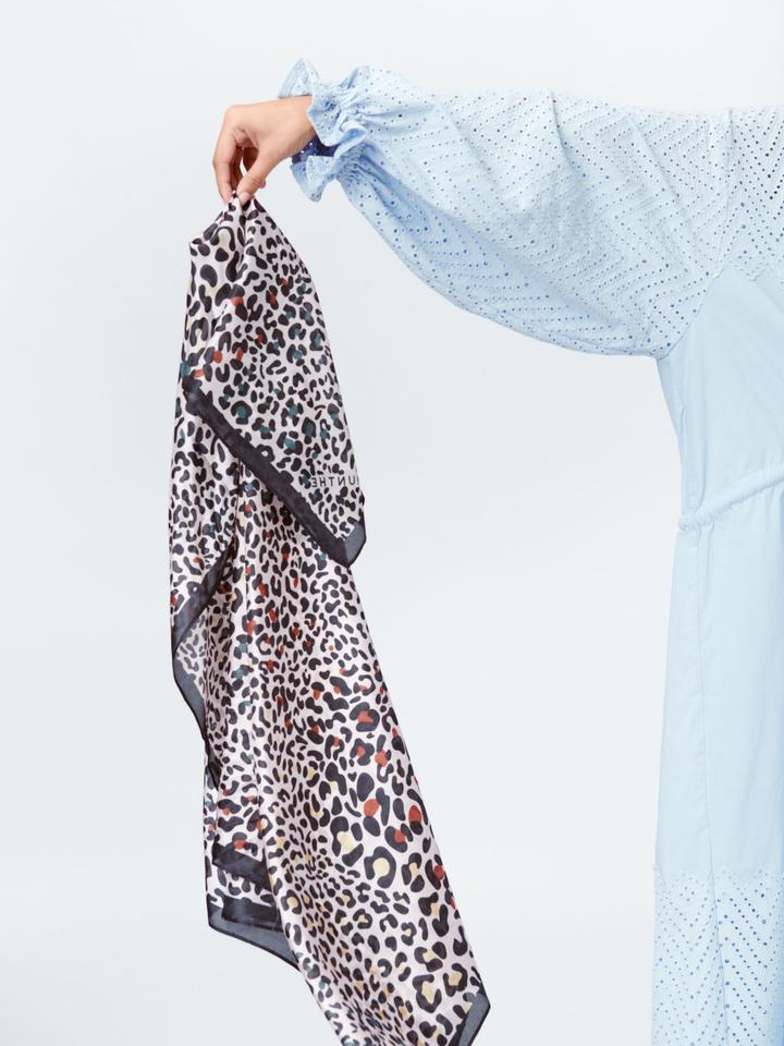 Munthe - pisco silketørklæde