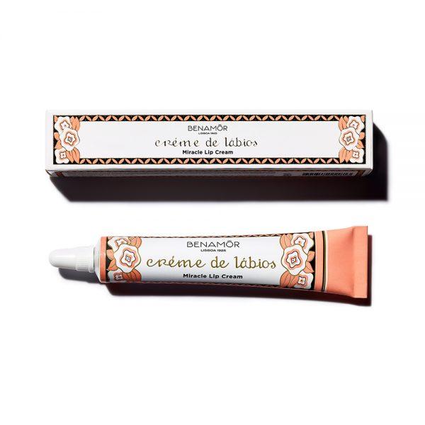 Benamôr, Rose Amélie, Lip Cream 10ml