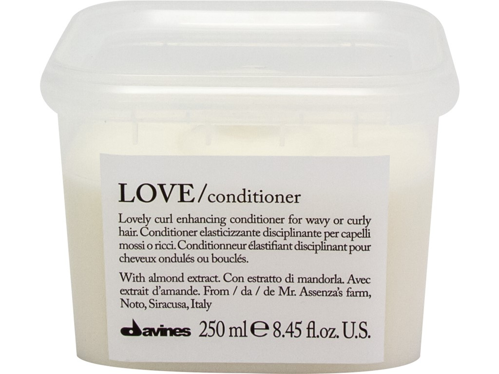 DAVINES ESS. LOVE CURL CONDITIONER 250 ML.