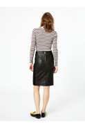 Storm & Marie - Helena lether skirt