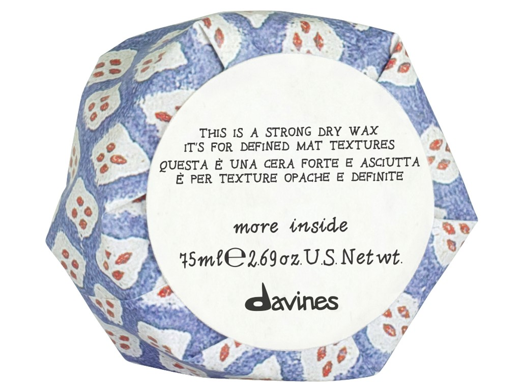 Davines-dry strong  Wax