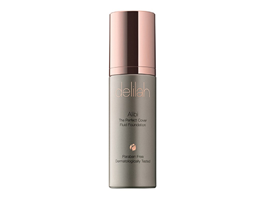 Delilah - Alibi The Perfect Cover Fluid Foundation