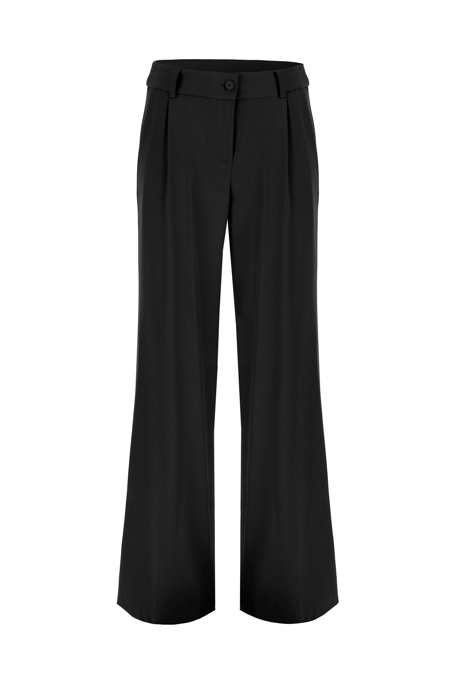 Imperial - lange brede Nero Trousers