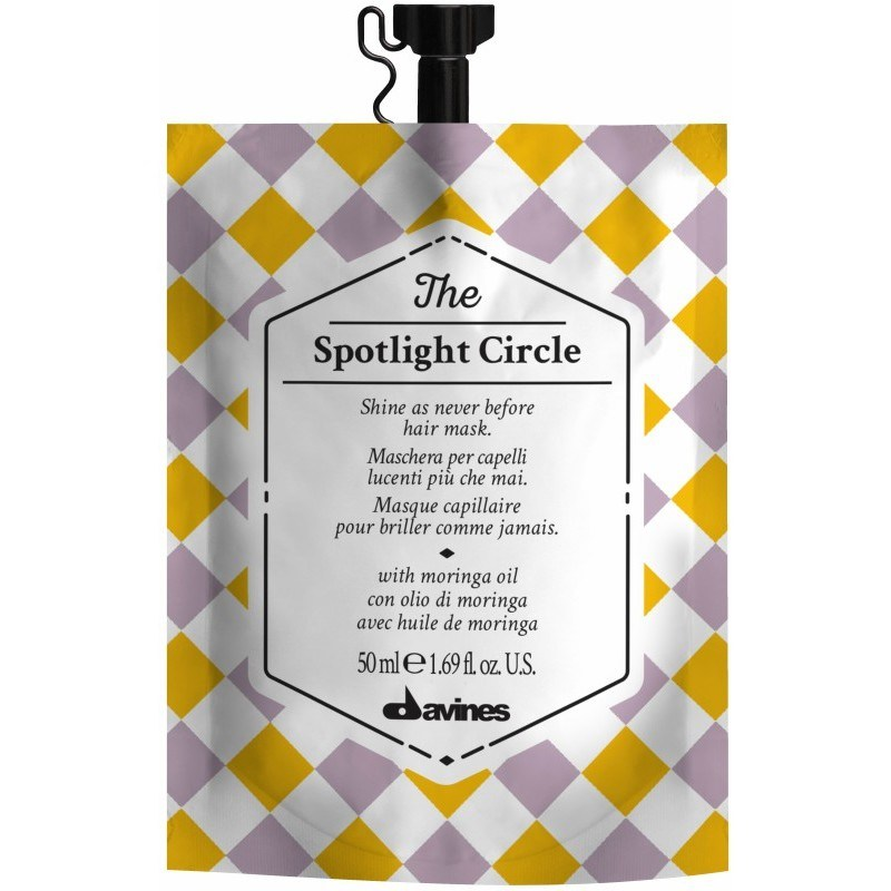 Davines The Spotlight Circle Hair Mask 50 ml