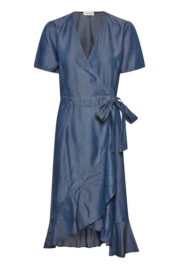 Denim Hunter - Ginnie Wrap Dress