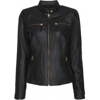Nortyz -  Biker Jacket with Collar