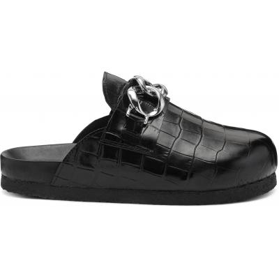 LÄST - 1359 Slice Croco Black