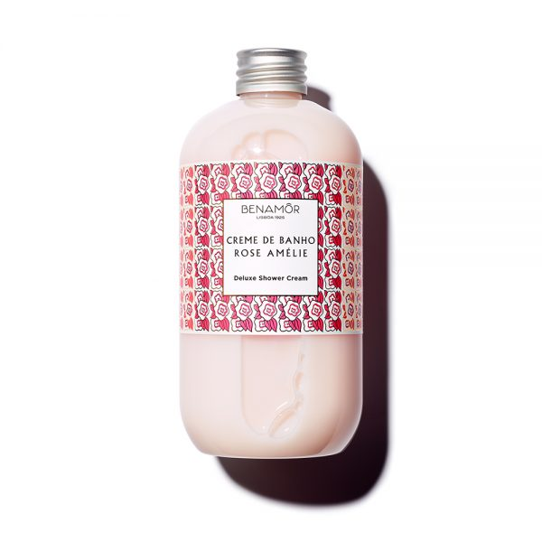 Benamôr, Rose Amélie, shower cream