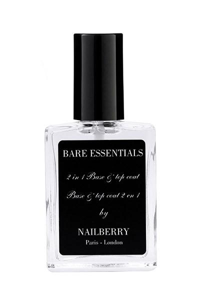 Nailberry - Bare essentials Base/topcoat