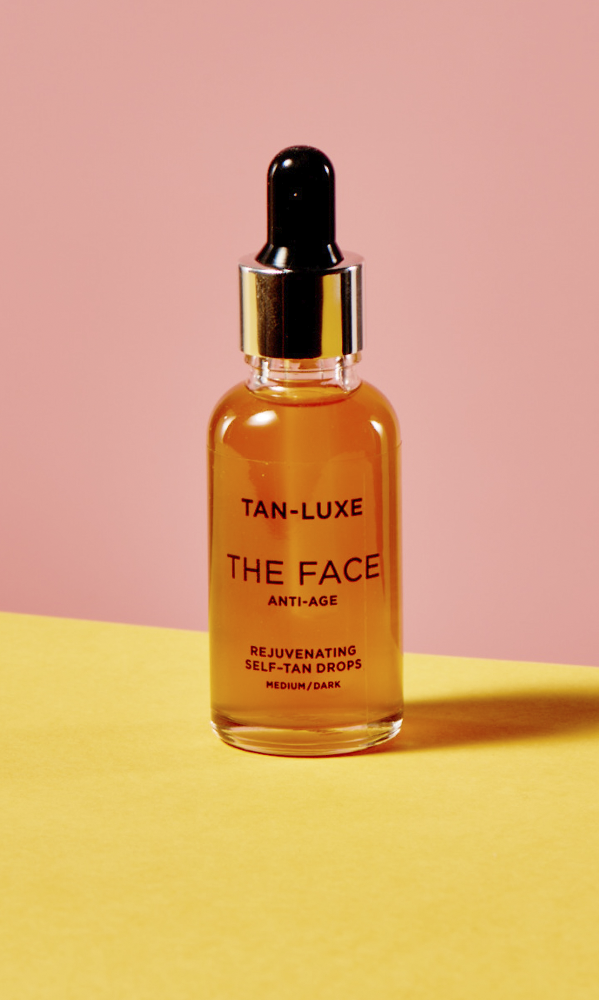 Tan-Luxe - The Face (anti-age), Rejuventating Self-Tan Drops