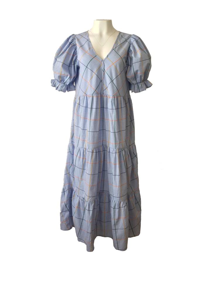 Hunkøn-amalie dress