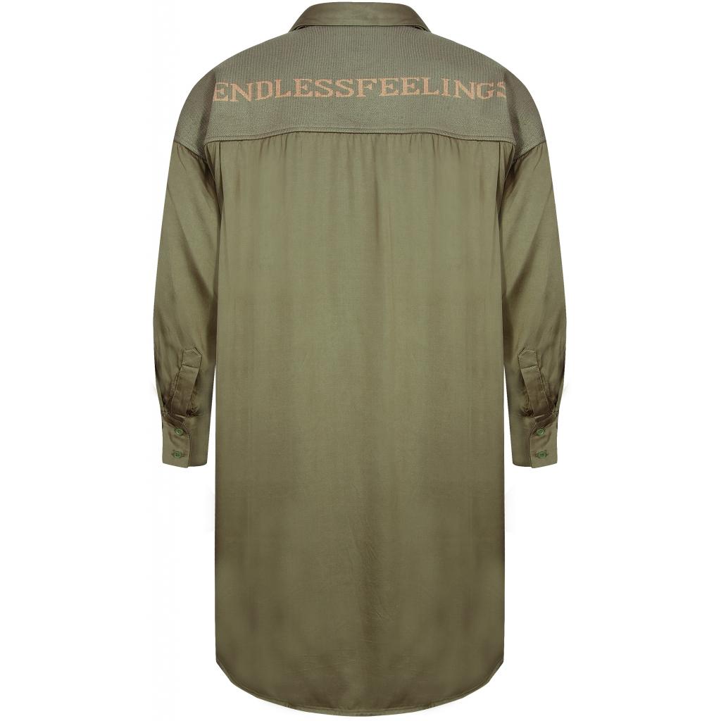 Nü - Gazal stor skjorte