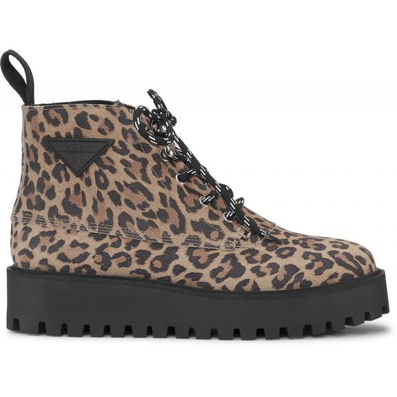 Läst  - Rocky Leopard Suede
