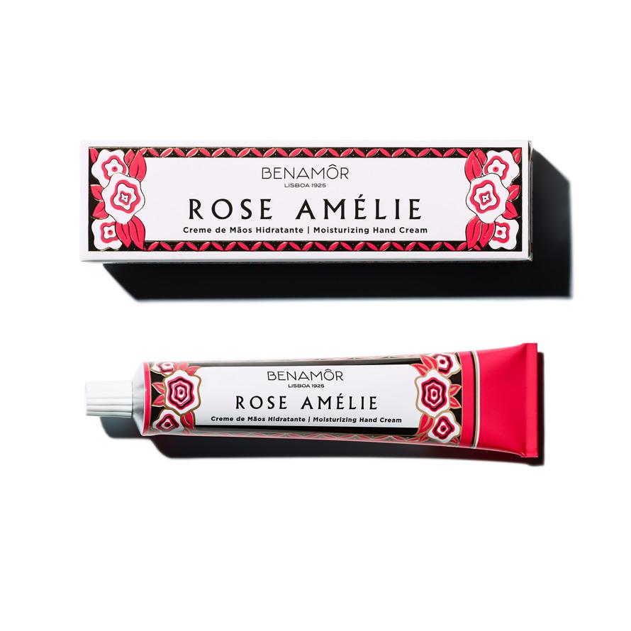 Benamôr - Rose Amélie Hand Cream 50 ml