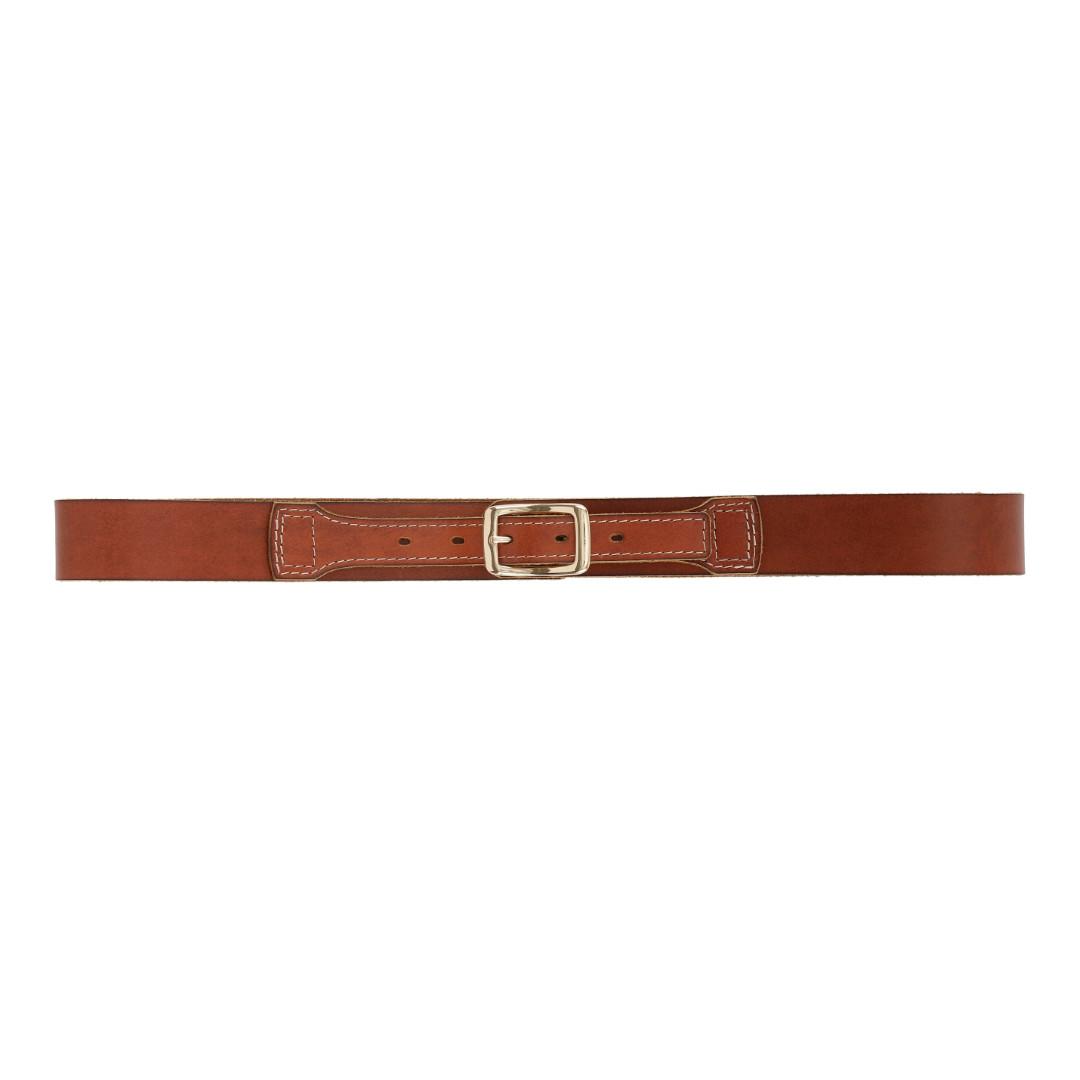 Plissé Copgenhagen - Saddle belt (Cognac)