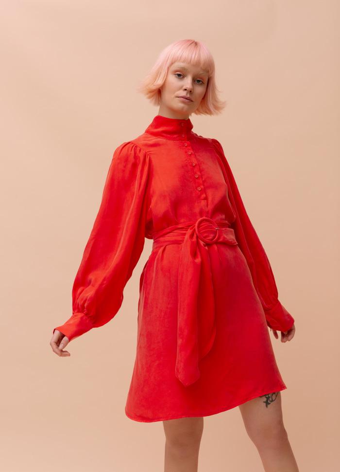 Hunkøn - Babette Shirt Dress