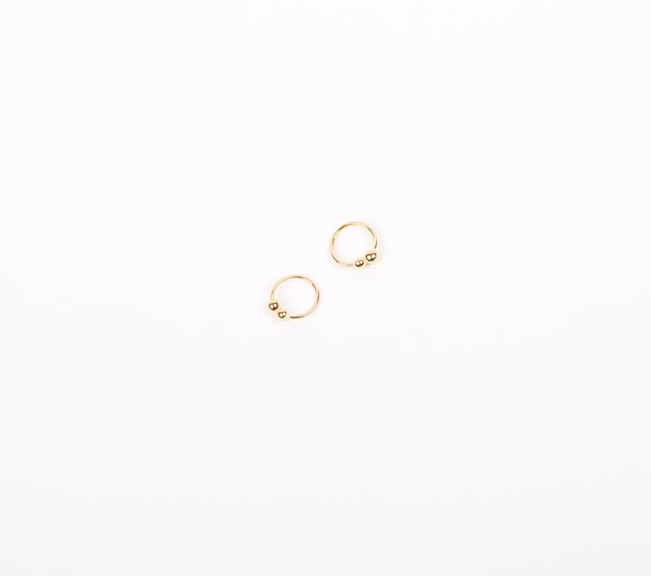 Jukserei - Pollen Twist Earrings