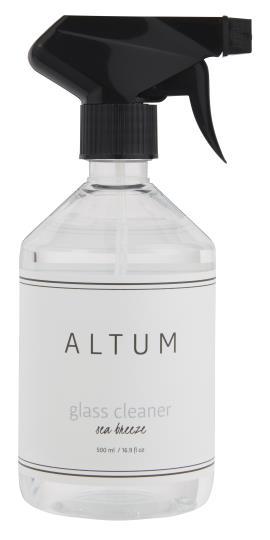 Altum-glasrens