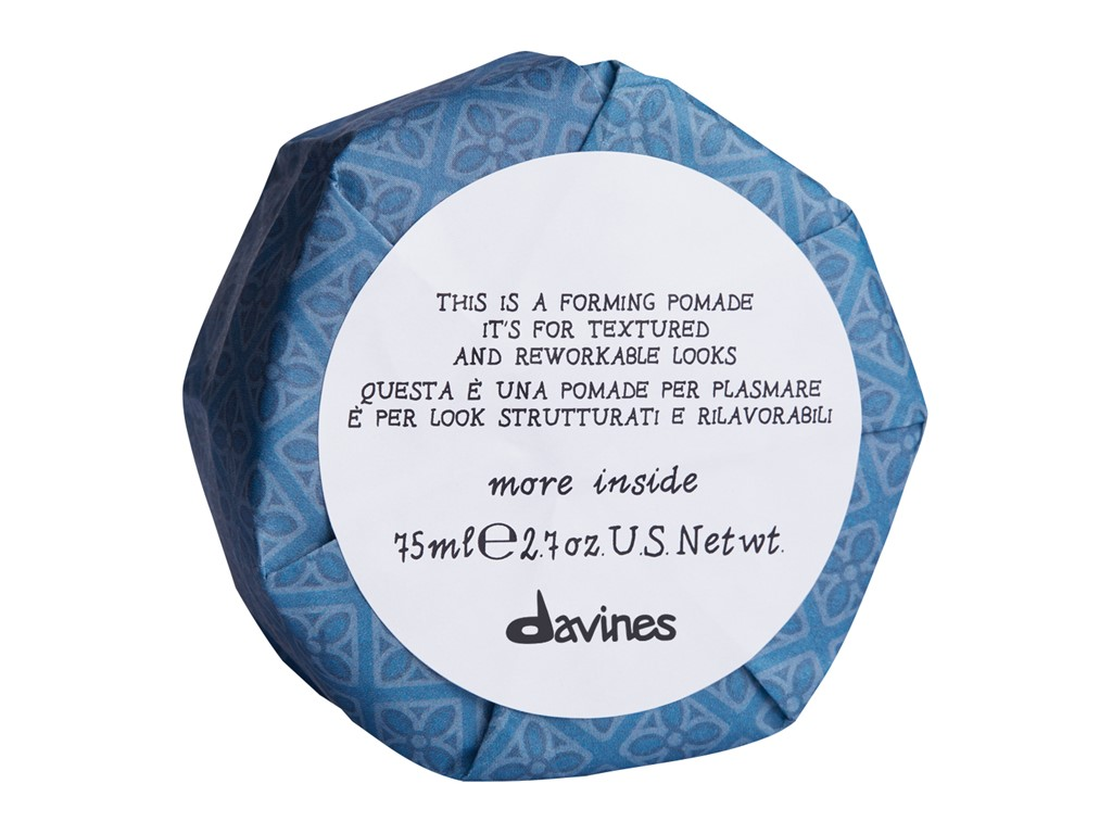 Davines-formning promade