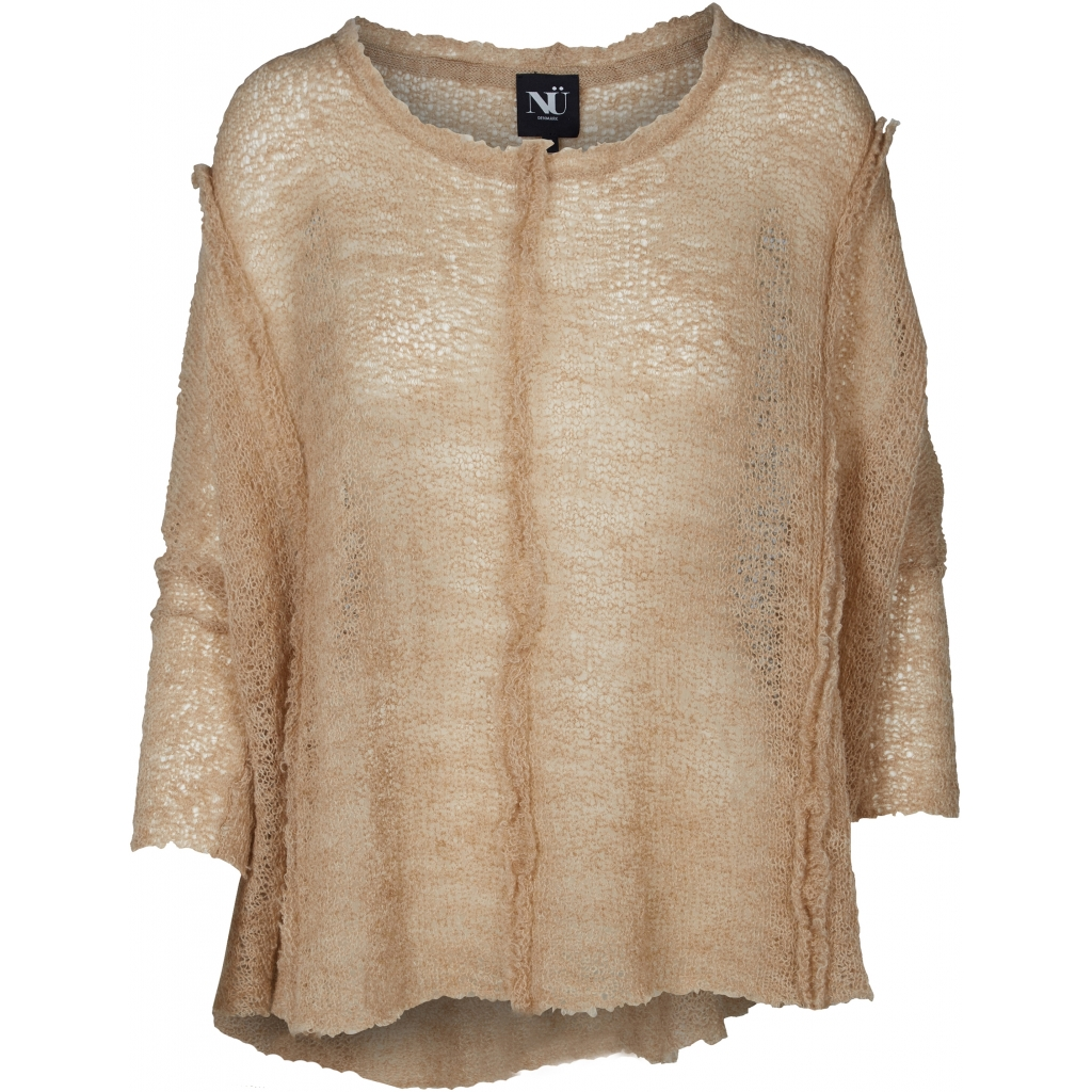 NÜ - Greta Blouse oversize knit