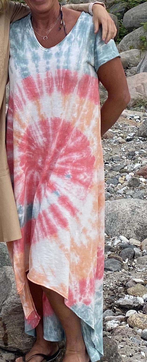 Cat&co - batik kjole