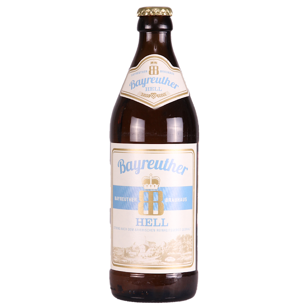 Bayreuther Hell 4.9% 500ml