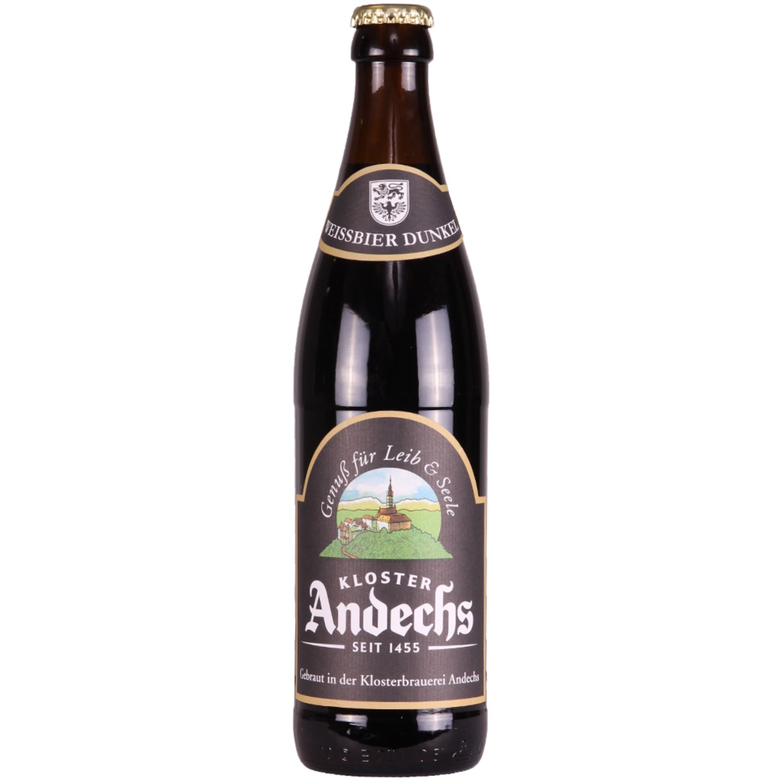 Andechs Weiss Dunkel 5% 500ml
