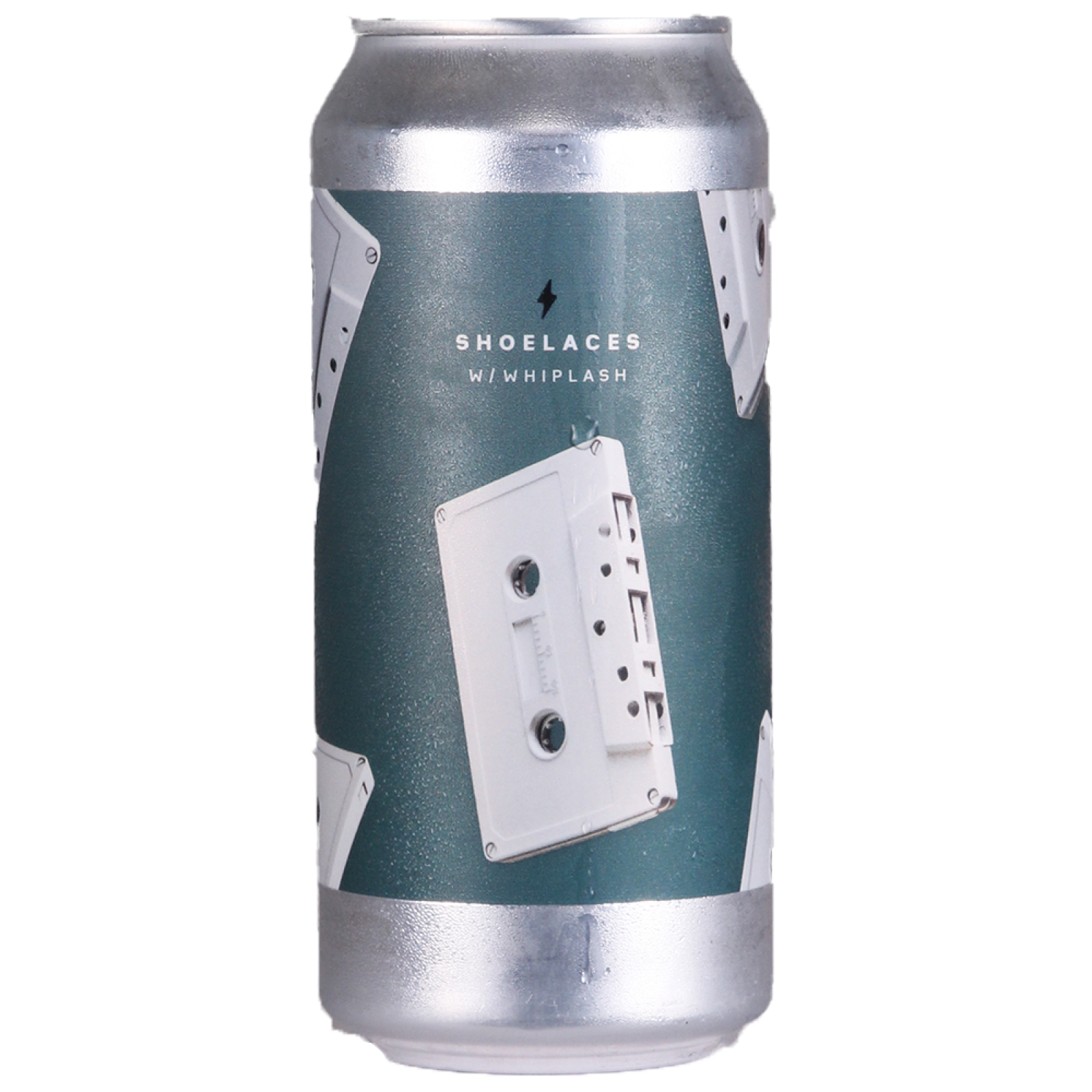 Shoelaces - NE IPA 6.5% 440ml Garage Beer x Whiplash