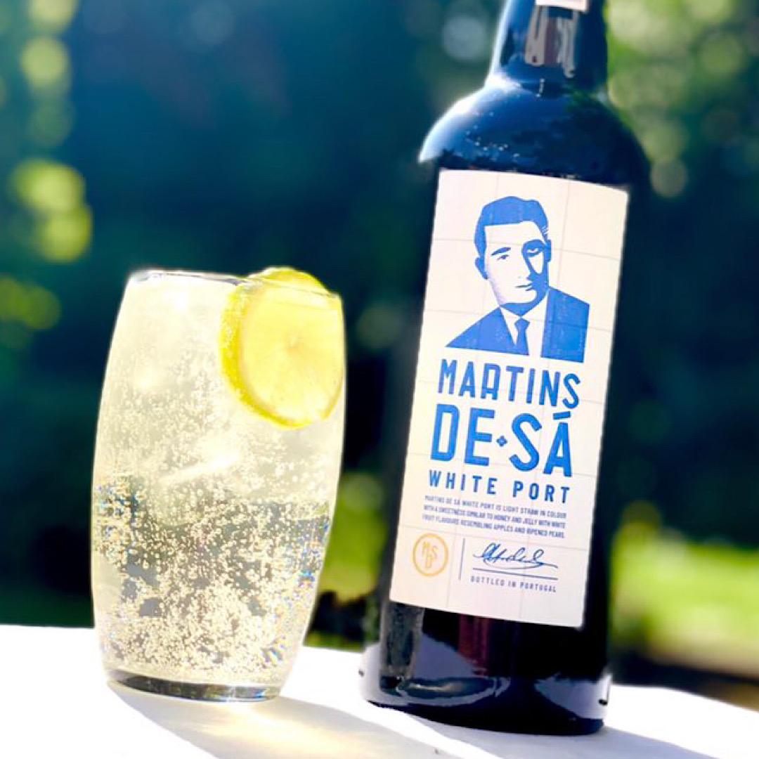 Martins de Sa - White Port - 19% 750ml