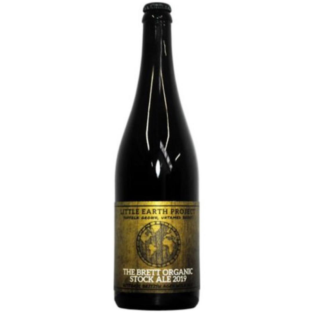 The Brett Organic Stock Ale 2019 - 9% 750ml Little Earth Project