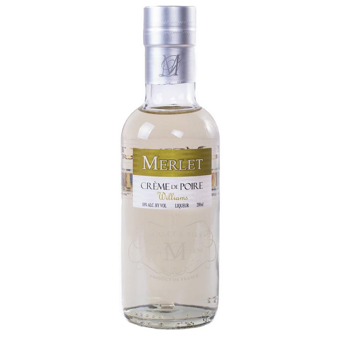 Merlet Creme de Poire Williams 18% 200ml