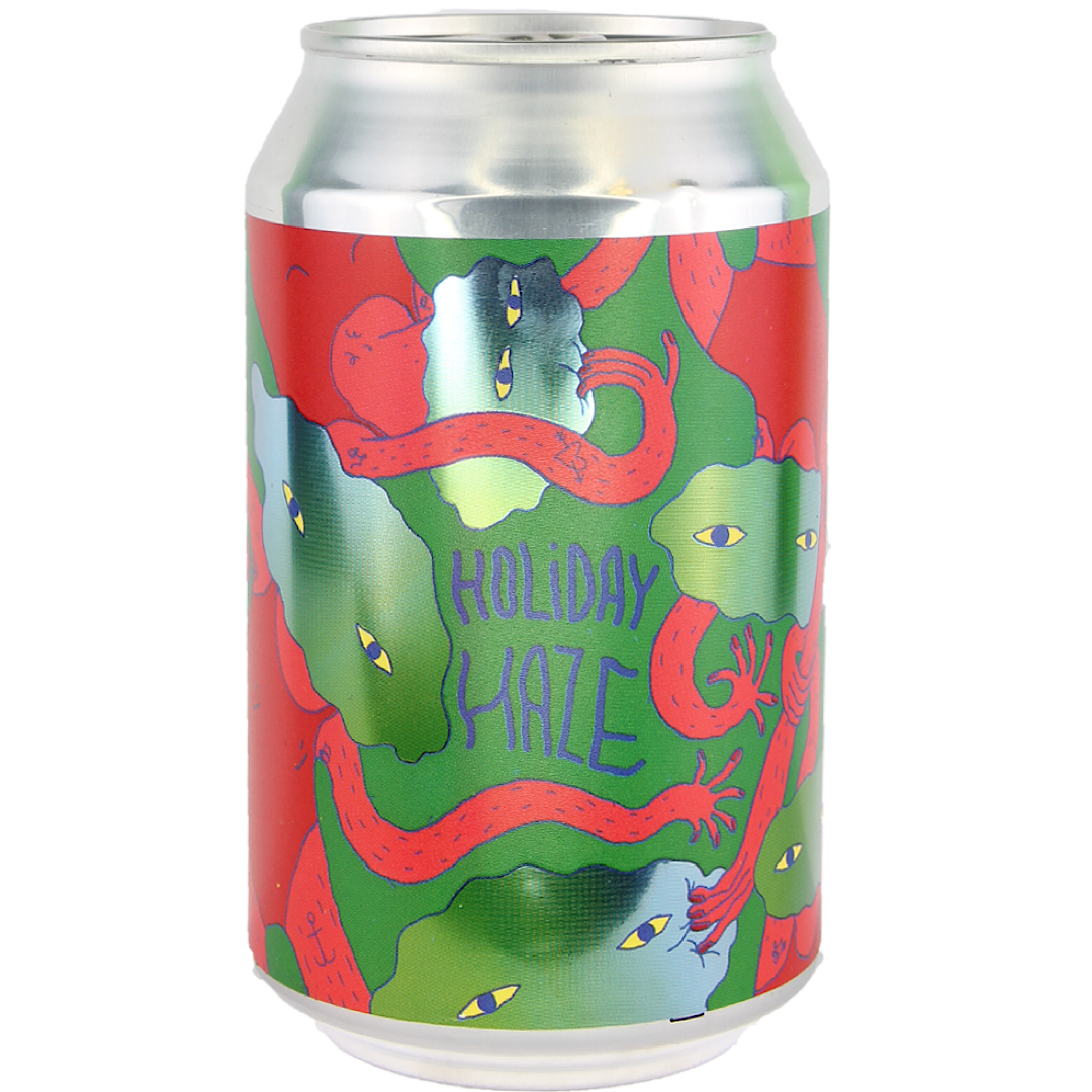 Holiday Haze - Pale Ale 4.7% 330ml Lervig Brewing