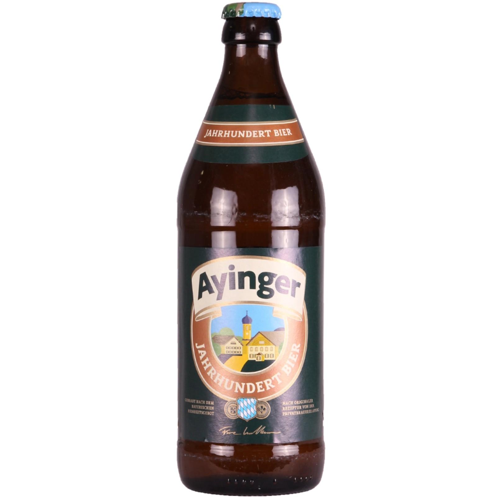Ayinger Jahrhundert Bier 5.5% 500ml