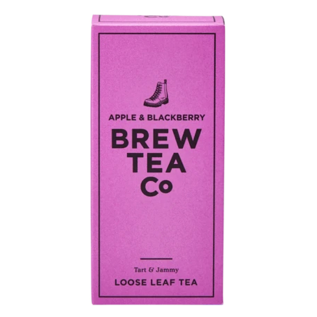 Apple & Blackberry - Loose Leaf Tea 113g Brew Tea Co