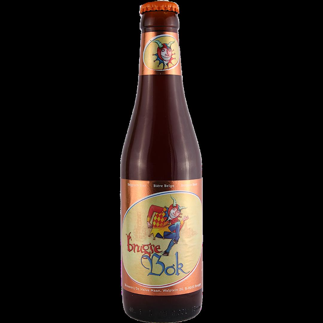 Bruges Zot Bok 6.5% 330ml