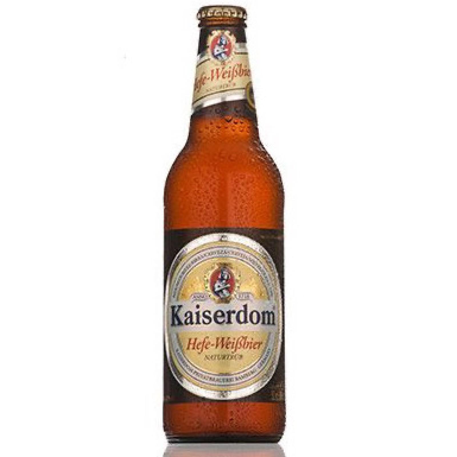 Kaiserdom Hefe-Weisbier 4.7% 500ml