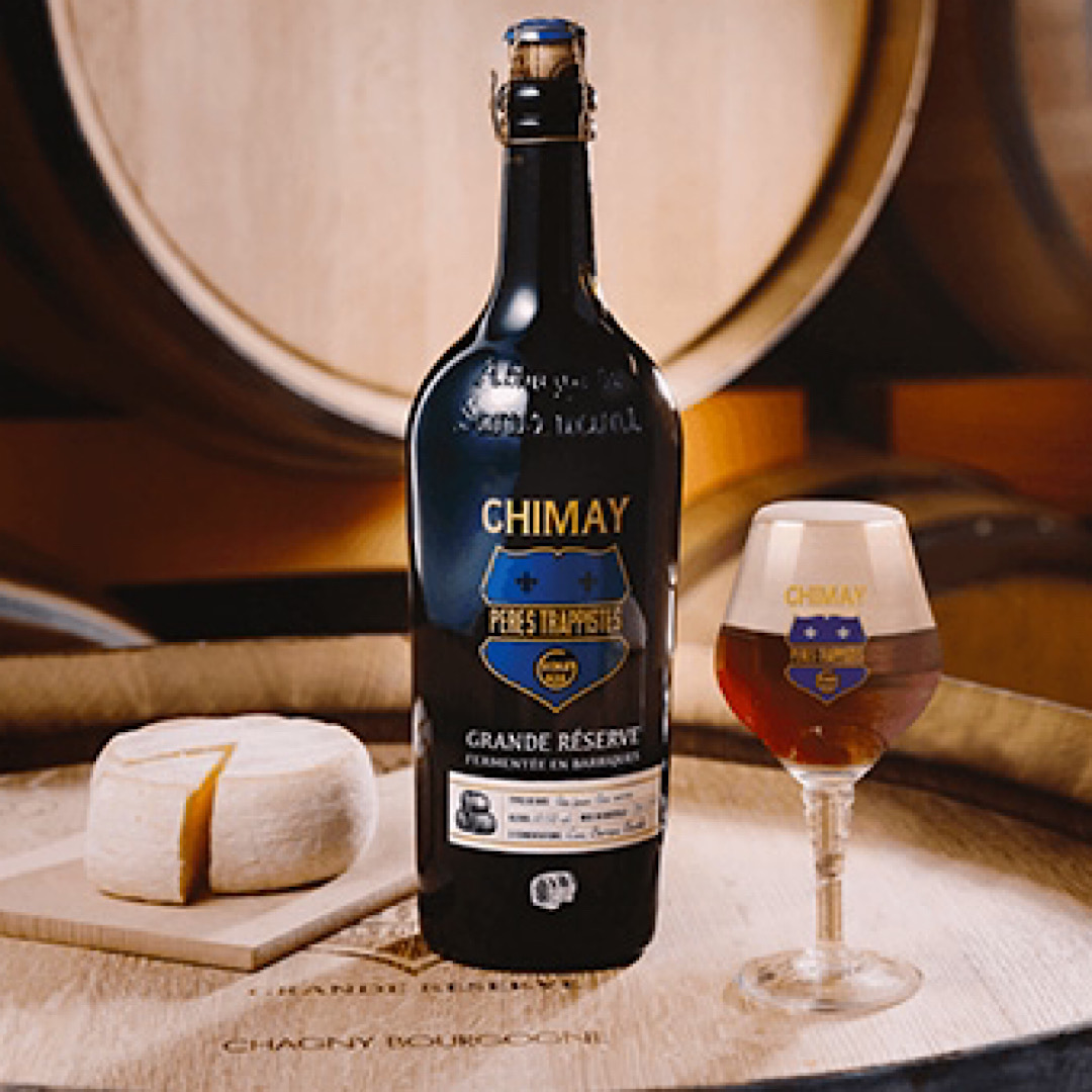 Chimay Grande Reserve 2019 Jeroboam 3L 9%  Abbaye de Scourmont - Chimay