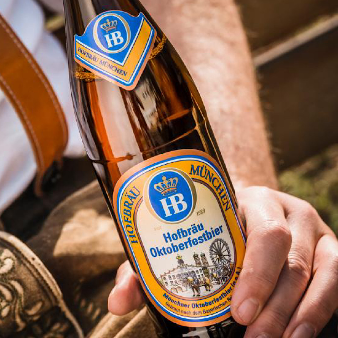 HB Hofbrau Oktoberfest 6.3% 500ml