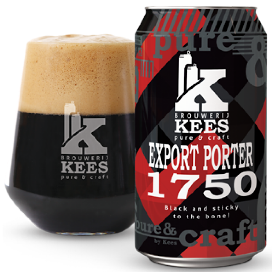 Export Porter 1750 - 10.5% 330ml Kees Brewery