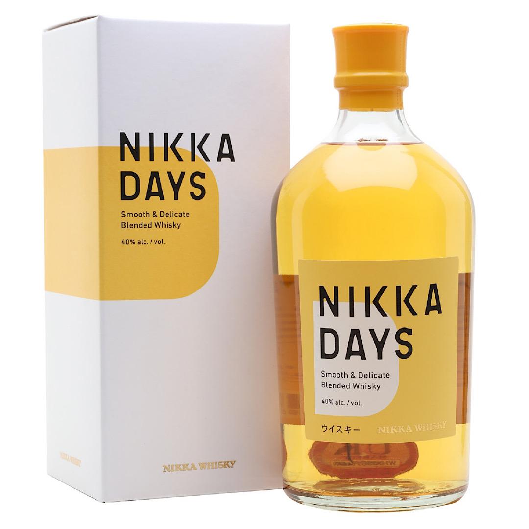 Nikka Days 40% 700ml - Smooth & Delicate Blended Japanese Whisky