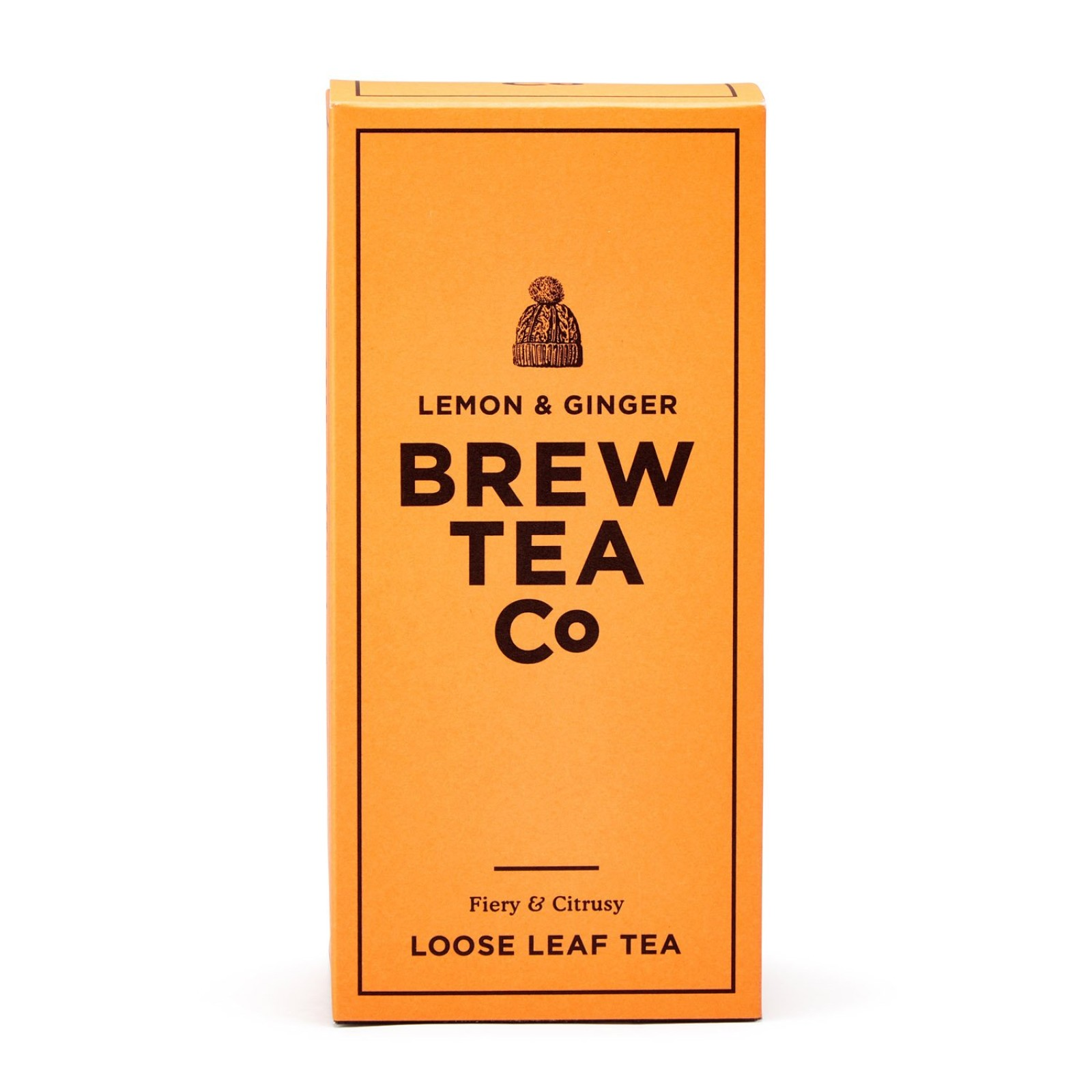Lemon and Ginger - Loose Leaf Tea 113g Brew Tea Co