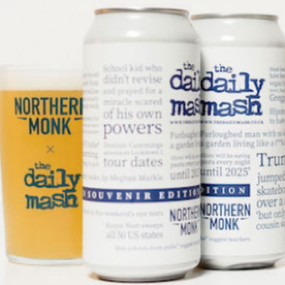 Daily Mash SIPA 5% 440ml Northern Monk Brewing