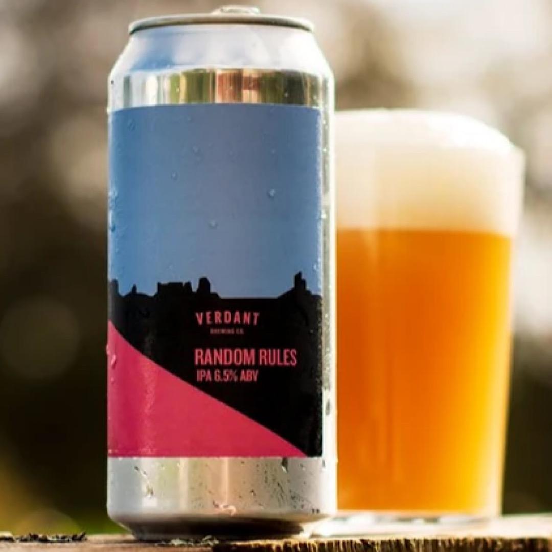 Random Rules - IPA 6.5% Verdant Brewing Co