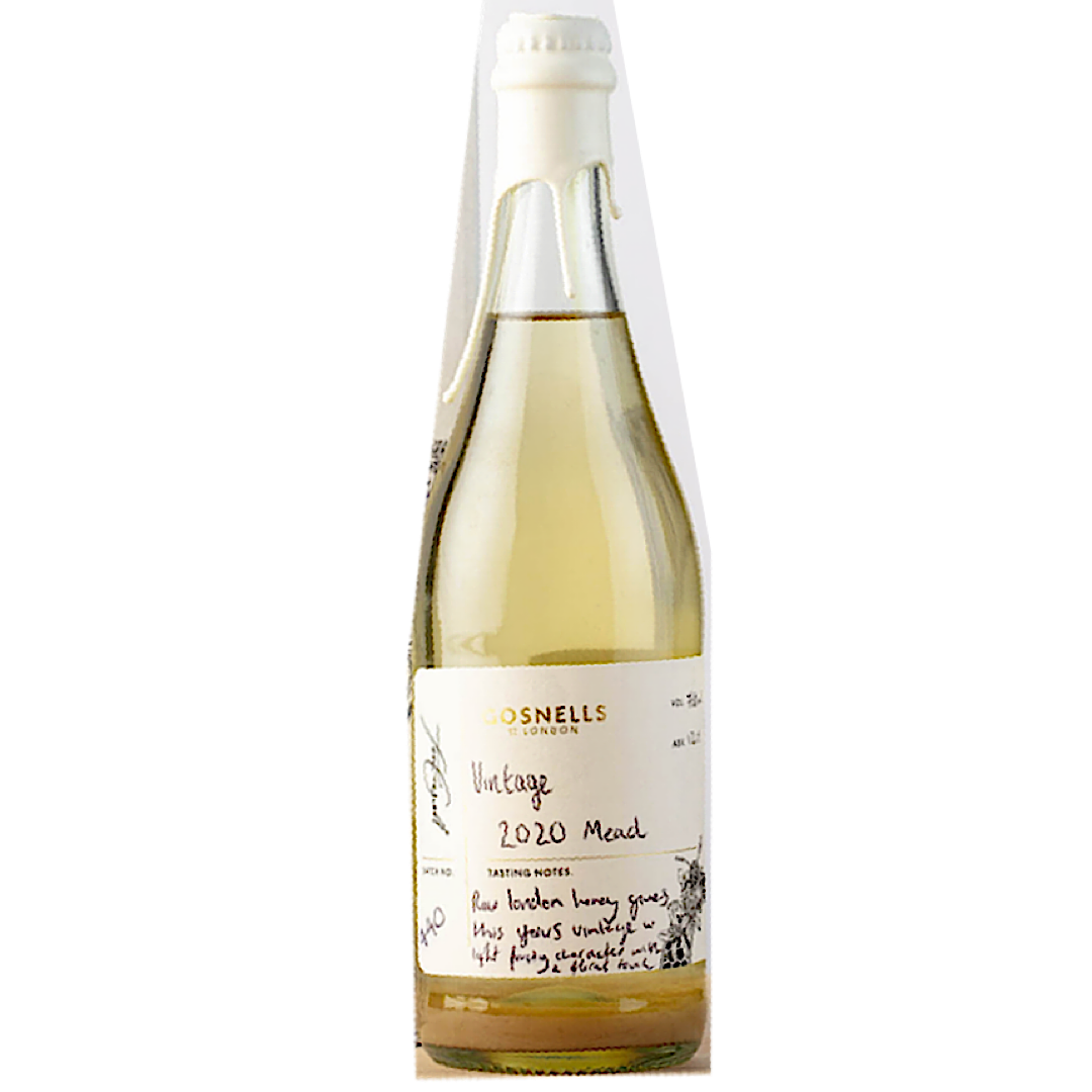 VINTAGE 2020 MEAD - 12% 750ml Gosnells of London