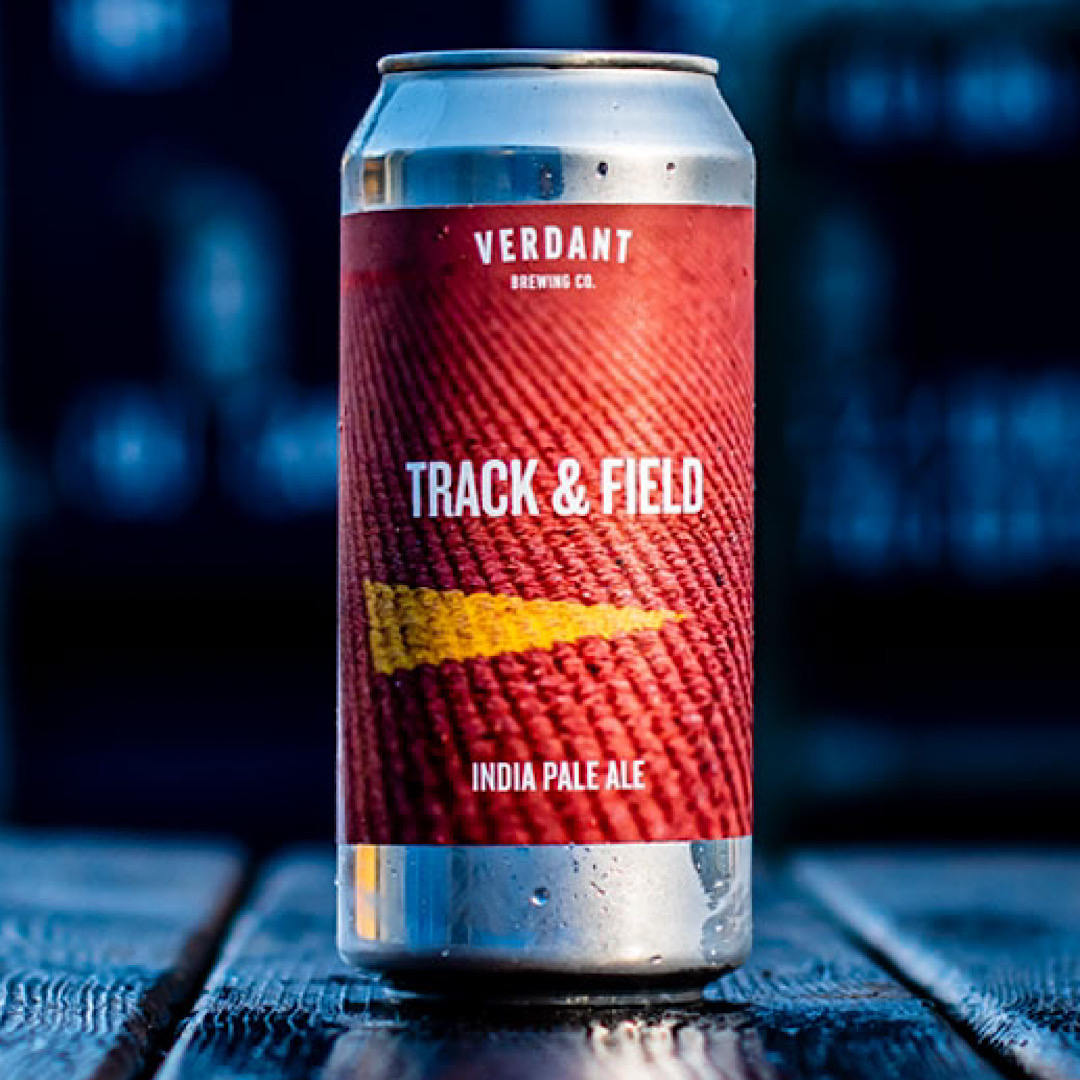 Track & Field - IPA 7.2% 440ml Verdant Brewing Co