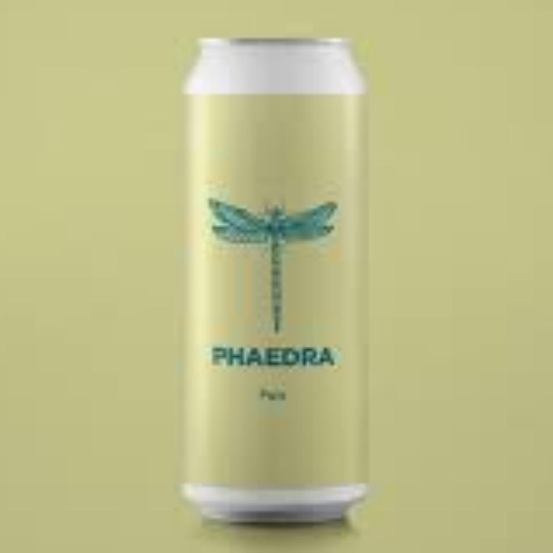 PHAEDRA Pale Ale 5.3% 440ml Pomona Island